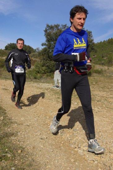 trail pignan fev.2012