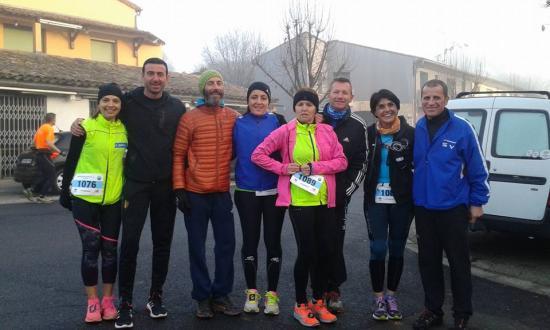 Marathon des costauds 2016