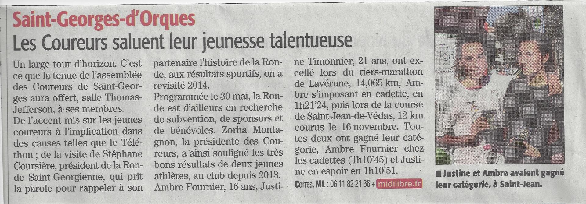 Midi libre b 21 12 2014