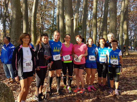 Tiers de marathon laverune 2016