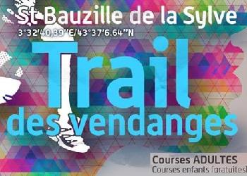 Trail des vendanges saint bauzille